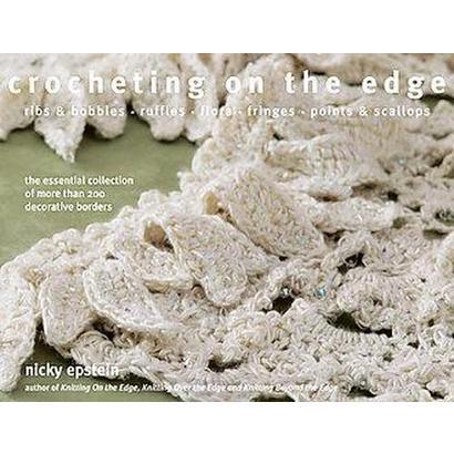 Crocheting on the Edge (Hardcover)
