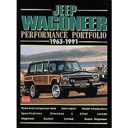 Jeep Wagoneer 1963-91 Performance Portfolio (Paperback)