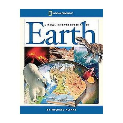 Visual Encyclopedia of Earth (Hardcover)