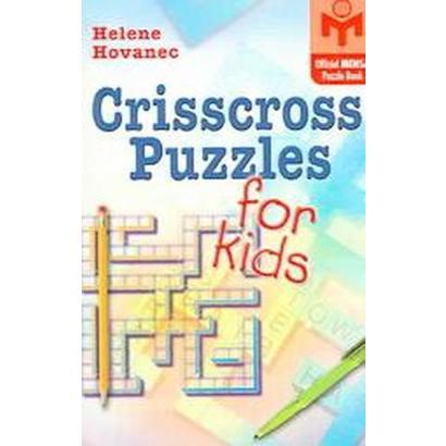 Crisscross Puzzles For Kids (Paperback)