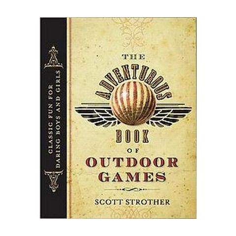 The Adventurous Book of Outdoor Games (Paperback)