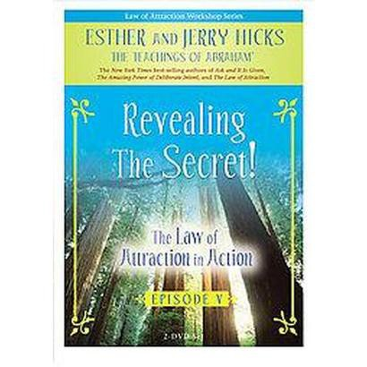 The Law of Attraction in Action (DVD)