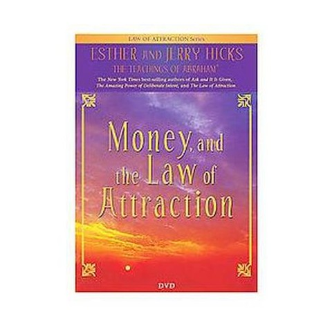 Money, and the Law of Attraction (DVD-ROM)