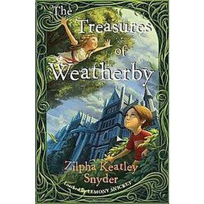 The Treasures of Weatherby (Hardcover)
