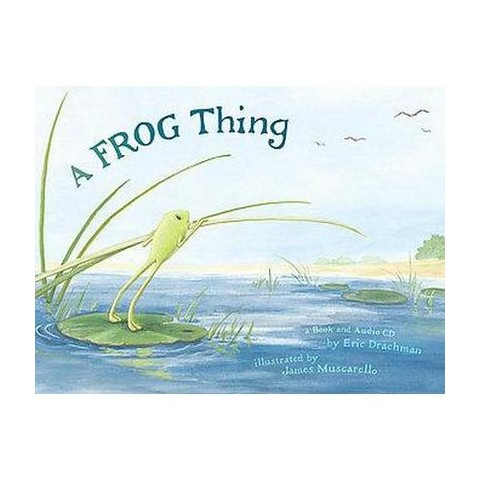 A Frog Thing (Mixed media product)