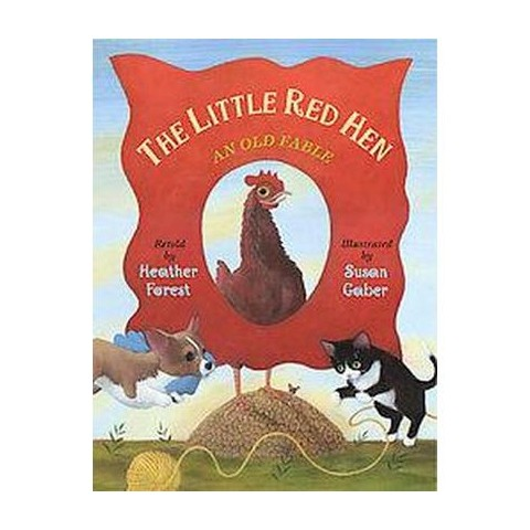 The Little Red Hen (Hardcover)