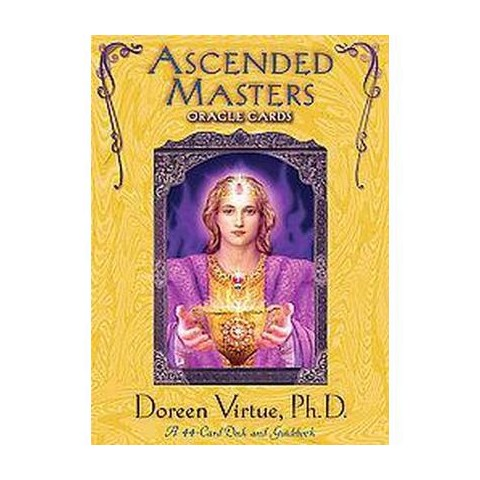 Ascended Masters Oracle Cards (Mixed media product)