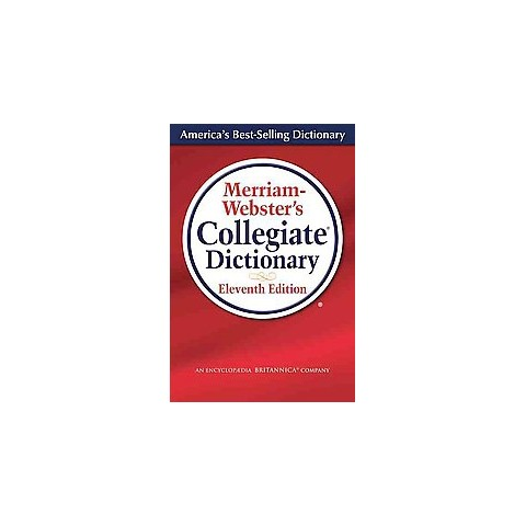 Merriam-Webster's Collegiate Dictionary (Mixed media product)