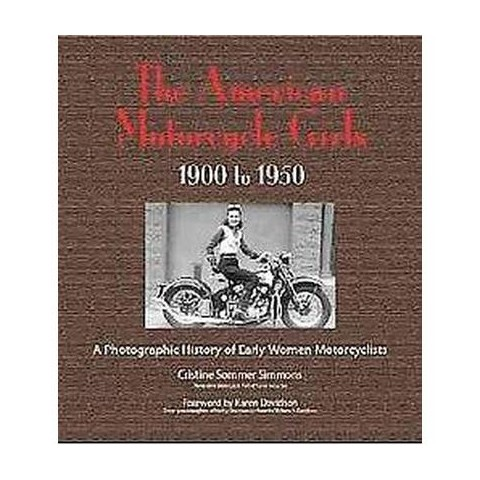 The American Motorcycle Girls (Hardcover)