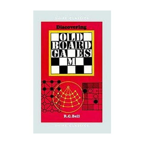 Discovering Old Board Games (Paperback)