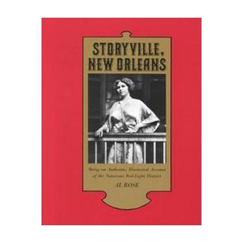 Storyville, New Orleans (Paperback)