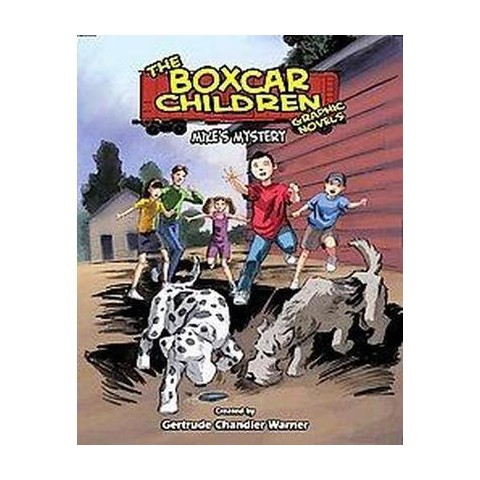 The Boxcar Children Graphic Novels 5 (Paperback)