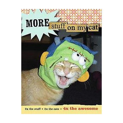 More Stuff on My Cat (Paperback)