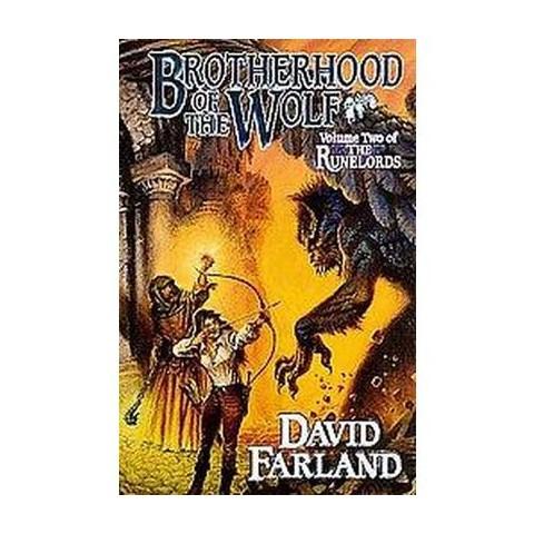 Brotherhood of the Wolf (Paperback)