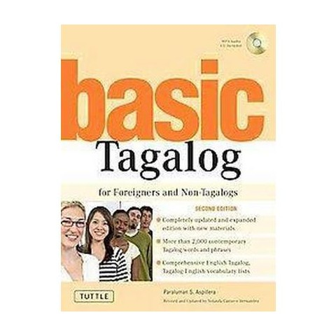 Basic Tagalog for Foreigners And Non-tagalogs (Revised) (Mixed media product)