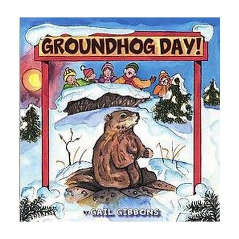Groundhog Day! (Hardcover)