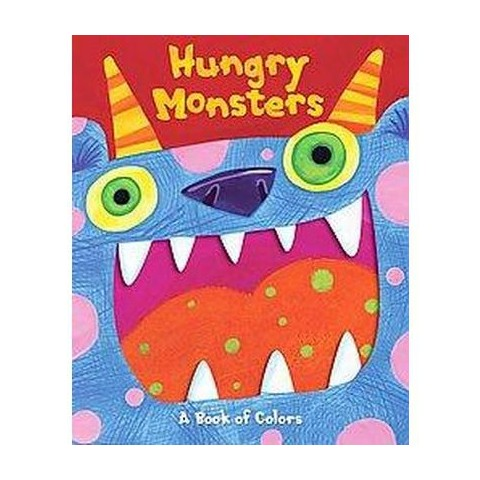 Hungry Monsters (Hardcover)