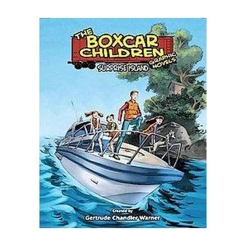 The Boxcar Children Graphic Novels 2 (Paperback)