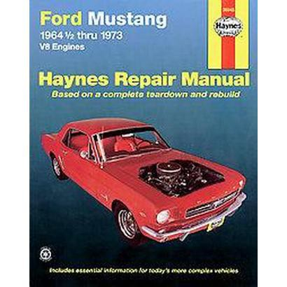 Ford Mustang I, 1964 1/2-1973 (Paperback)