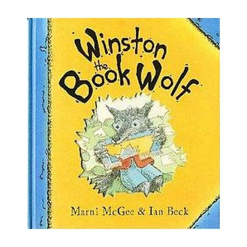 Winston the Book Wolf (Hardcover)