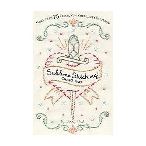 Sublime Stitching Craft Pad (Paperback)