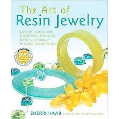 The Art of Resin Jewelry (Mixed media product)
