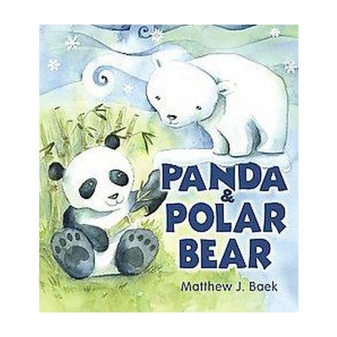 Panda & Polar Bear (Hardcover)