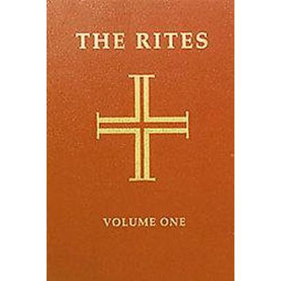 Rites of the Catholic Church (1) (Paperback)