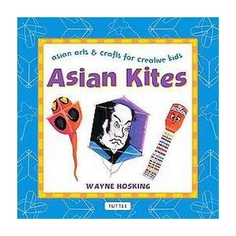 Asian Kites (Hardcover)