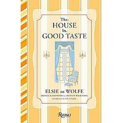 The House in Good Taste (Hardcover)