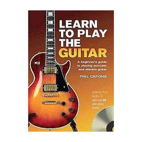 Learn to Play the Guitar (Mixed media product)