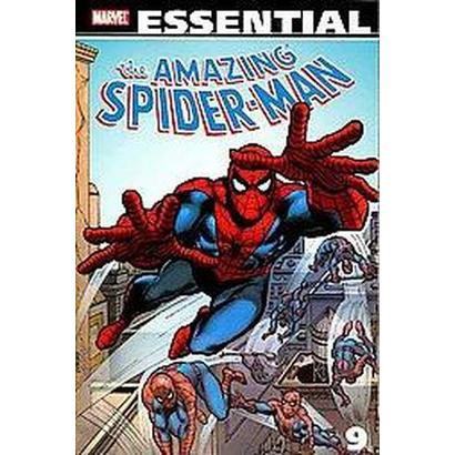 Essential Spider-Man 9 (Paperback)