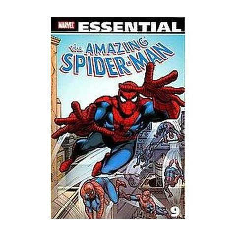 Essential Spider-Man 9 (Paperback)