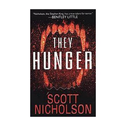 They Hunger (Paperback)