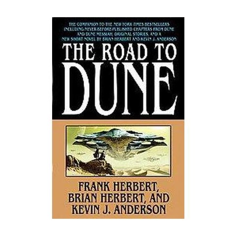 The Road to Dune (Hardcover)
