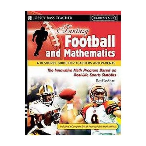 Fantasy Football and Mathematics (Paperback)