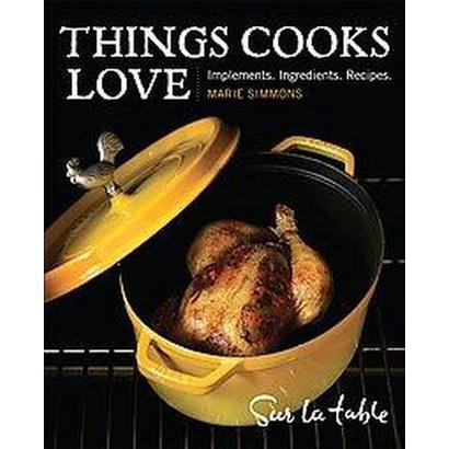 Things Cooks Love (Hardcover)