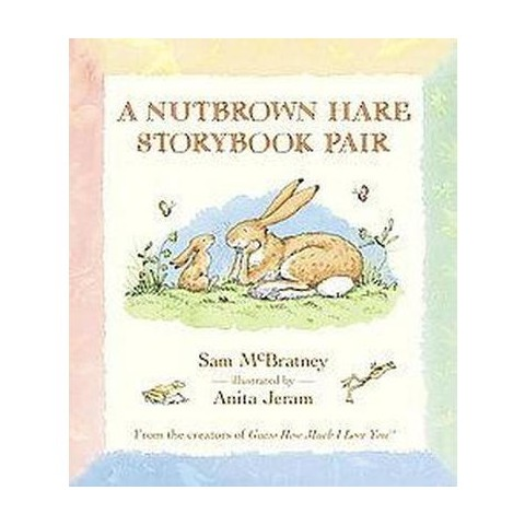 A Nutbrown Hare Storybook Pair (Hardcover)