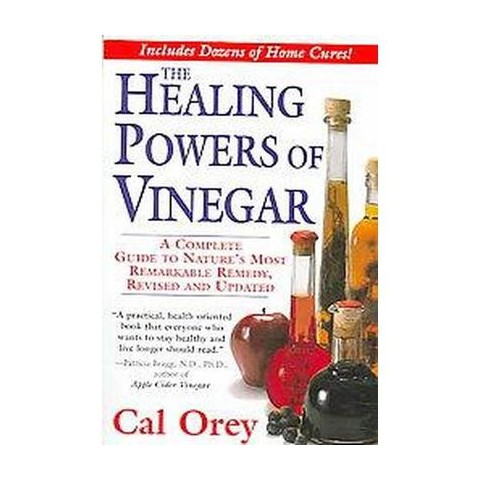 The Healing Powers of Vinegar (Revised) (Paperback)