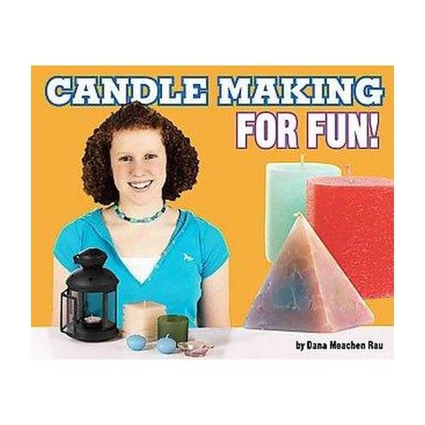 Candle Making for Fun! (Hardcover)