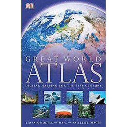 Great World Atlas (Hardcover)