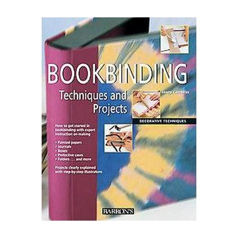 Bookbinding Techniques and Projects (Paperback)