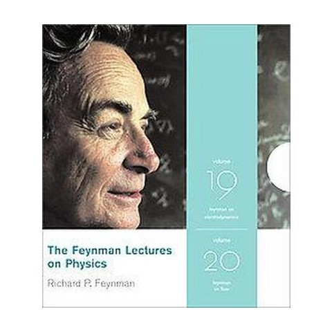 The Feynman Lectures on Physics (19-20) (Unabridged) (Compact Disc)
