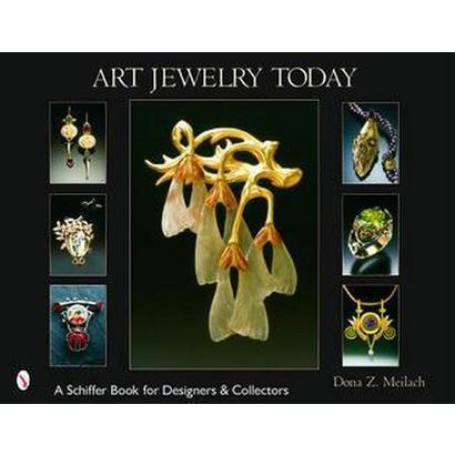 Art Jewelry Today (Hardcover)