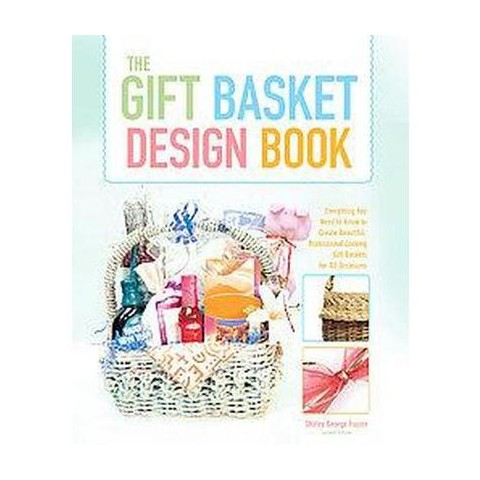The Gift Basket Design Book (Paperback)