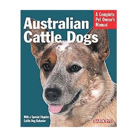 Australian Cattle Dogs (Paperback)
