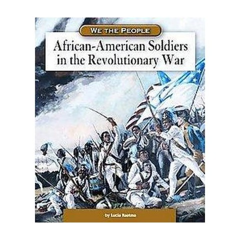 African-American Soldiers in the Revolutionary War (Hardcover)