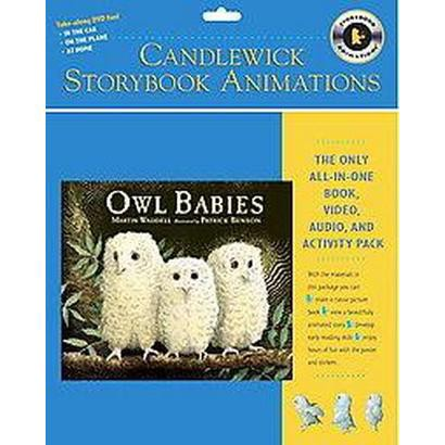 Owl Babies (Reprint) (Mixed media product)