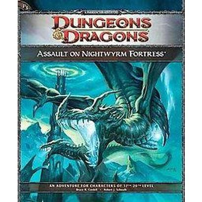 Dungeons Dragons, Assault on Nightwyrm Fortress (Mixed media product)