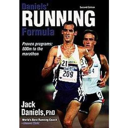 Daniels' Running Formula (Paperback)